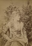 Ellen Terry as Juliet in 'Romeo and Juliet', by Window & Grove, 1882 - NPG  - © National Portrait Gallery, London
