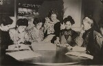 Suffragette committee meeting, for Daily Mirror, 1906 - NPG  - © National Portrait Gallery, London
