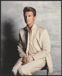 David Bowie, by Tony McGee, March 1990 - NPG  - © Tony McGee