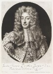 King James II, by and published by John Smith, after  Sir Godfrey Kneller, Bt, 1703 - NPG  - © National Portrait Gallery, London