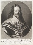 King Charles I, by and published by John Smith, after  Sir Anthony van Dyck, 1718 (1636) - NPG  - © National Portrait Gallery, London