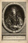 Alexander Browne, by Arnold de Jode, after  Jacob Huysmans, published 1669 - NPG  - © National Portrait Gallery, London