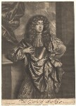 William George Richard Stanley, 9th Earl of Derby, published by Richard Tompson, after  Sir Peter Lely, 1678-1679 - NPG  - © National Portrait Gallery, London