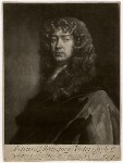 Sir Peter Lely, by Isaac Beckett, published by  Alexander Browne, after  Sir Peter Lely, circa 1684 - NPG  - © National Portrait Gallery, London
