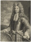 Sir Cloudesley Shovell, by John Smith, after  Willem de Ryck (Ryke), 1692 - NPG  - © National Portrait Gallery, London