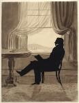 Henry Philip Hope, by Augustin Edouart, 1829 - NPG  - © National Portrait Gallery, London