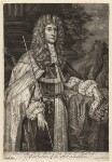 Robert Bruce, 1st Earl of Ailesbury and 2nd Earl of Elgin, by John Smith, after  Sir Peter Lely, 1687 - NPG  - © National Portrait Gallery, London
