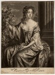 Dorothy Brownlow (née Mason), Lady Brownlow, by John Smith, published by  Edward Cooper, after  Willem Wissing, 1687 - NPG  - © National Portrait Gallery, London