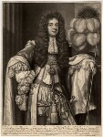 John Sheffield, 1st Duke of Buckingham and Normanby when Earl of Mulgrave, by John Smith, published by  Edward Cooper, after  Sir Godfrey Kneller, Bt, 1688 - NPG  - © National Portrait Gallery, London