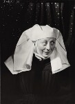 Dame Edith Evans as the nurse in 'Romeo and Juliet', by Howard Coster, 1935 - NPG  - © National Portrait Gallery, London