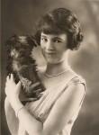 Elsa Macfarlane, by Bassano Ltd, 1925 - NPG  - © National Portrait Gallery, London