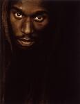 Benjamin Zephaniah, by Donald MacLellan, 29 August 1996 - NPG  - © Donald MacLellan