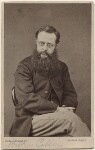 Wilkie Collins, by Cundall, Downes & Co, 1860-1865 - NPG  - © National Portrait Gallery, London