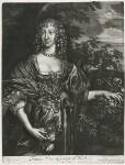 Frances Weston (née Stuart), Countess of Portland, published by Alexander Browne, after  Sir Anthony van Dyck, circa 1684 - NPG  - © National Portrait Gallery, London