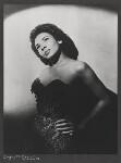 Shirley Bassey, by Angus McBean, 1959 - NPG  - Angus McBean Photograph. © Harvard Theatre Collection, Harvard University.