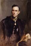 John Loader Maffey, 1st Baron Rugby, by Philip Alexius de László, 1923 - NPG  - © National Portrait Gallery, London