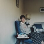 Anita Brookner, by Lucy Anne Dickens, February 2001 - NPG  - © Lucy Dickens / National Portrait Gallery, London