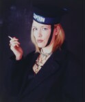 Cerys Matthews ('Portrait of a Girl with a Lovely Voice'), by Klanger and Boink, January 1999 - NPG  - © Klanger and Boink / National Portrait Gallery, London