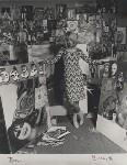 Pauline Boty, by Lewis Morley, September 1963 - NPG  - © Lewis Morley Archive / National Portrait Gallery, London