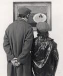 Peter Edward Cook; Dudley Moore, by Lewis Morley, 1968 - NPG  - © Lewis Morley Archive / National Portrait Gallery, London