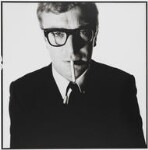 Michael Caine, by David Bailey, May 1965 - NPG  - © David Bailey