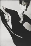 Jean Shrimpton, by David Bailey, 1963 - NPG  - © David Bailey