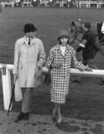 Chris Powell; Jean Shrimpton, by Lewis Morley, 1961 - NPG  - © Lewis Morley Archive