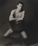 Joe Orton, by Lewis Morley, 1965 - NPG  - © Lewis Morley Archive