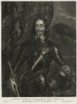 King Charles I, published by Alexander Browne, after  Sir Anthony van Dyck, circa 1680-4 - NPG  - © National Portrait Gallery, London