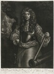King James II when Duke of York, published by Alexander Browne, after  Sir Peter Lely, circa 1680-4 - NPG  - © National Portrait Gallery, London