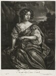 Essex Finch (née Rich), Countess of Nottingham, published by Alexander Browne, after  Sir Peter Lely, circa 1684 - NPG  - © National Portrait Gallery, London
