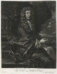 Sir John Lowther, 2nd Bt, published by Alexander Browne, after  Sir Peter Lely, circa 1684 - NPG  - © National Portrait Gallery, London