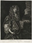 Sir John Chicheley, published by Alexander Browne, after  Sir Peter Lely, circa 1684 - NPG  - © National Portrait Gallery, London