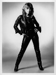 Suzi Quatro, by Allan Ballard, 1981 - NPG  - © Allan Ballard / Scope Features