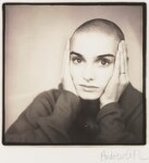 Sinead O'Connor, by Andrew Catlin, May 1988 - NPG  - © Andrew Catlin / National Portrait Gallery, London