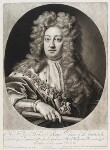 Prince George of Denmark, Duke of Cumberland, by and published by John Smith, after  Sir Godfrey Kneller, Bt, 1706 (1704) - NPG  - © National Portrait Gallery, London