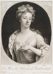 Sarah Churchill (née Jenyns (Jennings)), Duchess of Marlborough, by and published by John Smith, after  Sir Godfrey Kneller, Bt, 1705 (1705) - NPG  - © National Portrait Gallery, London