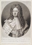 King George I, by and published by John Smith, after  Sir Godfrey Kneller, Bt, 1715 - NPG  - © National Portrait Gallery, London