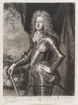 Meinhard de Schomberg, 3rd Duke of Schomberg, by and published by John Smith, after  Sir Godfrey Kneller, Bt, 1693 (circa 1690) - NPG  - © National Portrait Gallery, London