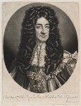 King Charles II, by and published by John Smith, after  Sir Godfrey Kneller, Bt, 1704 - NPG  - © National Portrait Gallery, London