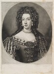 Mary of Modena, published by John Smith, after  Sir Godfrey Kneller, Bt, 1715-1724 - NPG  - © National Portrait Gallery, London
