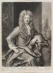John Cecil, 5th Earl of Exeter, by and published by John Smith, after  Sir Godfrey Kneller, Bt, 1696 (1696) - NPG  - © National Portrait Gallery, London