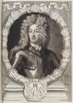 John Erskine, 22nd or 6th Earl of Mar, by John Smith, after  Sir Godfrey Kneller, Bt, 1703 - NPG  - © National Portrait Gallery, London