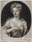 Sarah Churchill (née Jenyns (Jennings)), Duchess of Marlborough, published by John Smith, after  Sir Godfrey Kneller, Bt, 1705 - NPG  - © National Portrait Gallery, London