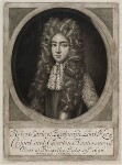 Robert Ker, 4th Earl of Roxburghe, by John Smith, after  David Paton, 1698 - NPG  - © National Portrait Gallery, London