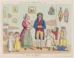 'Les plaisir du mènage', by James Gillray, published by  Hannah Humphrey, published 1 August 1781 - NPG  - © National Portrait Gallery, London