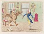 'Regardez moi', by James Gillray, 1781? - NPG  - © National Portrait Gallery, London