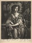 Susan (née Armine), Lady Belasyse, published by Richard Tompson, after  Sir Peter Lely, 1678-1679 - NPG  - © National Portrait Gallery, London