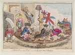 'A block for the wigs - or, the new state whirligig', by James Gillray, published by  William Humphrey, published 5 May 1783 - NPG  - © National Portrait Gallery, London
