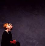 Eurythmics (Annie Lennox; David Stewart), by Eric Watson, 1983 - NPG  - © Eugene and Willa Watson / National Portrait Gallery, London